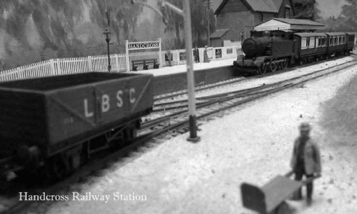 Handcross Railway Station