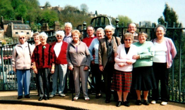Outing Club to Ironbridge (4 of 5)