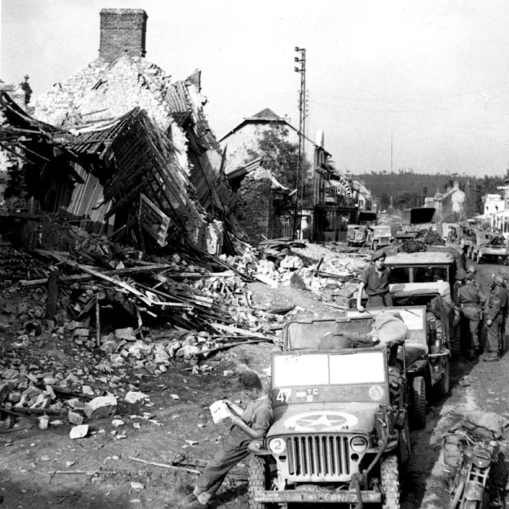 St Martin des Besaces in WWII (4 of 4)