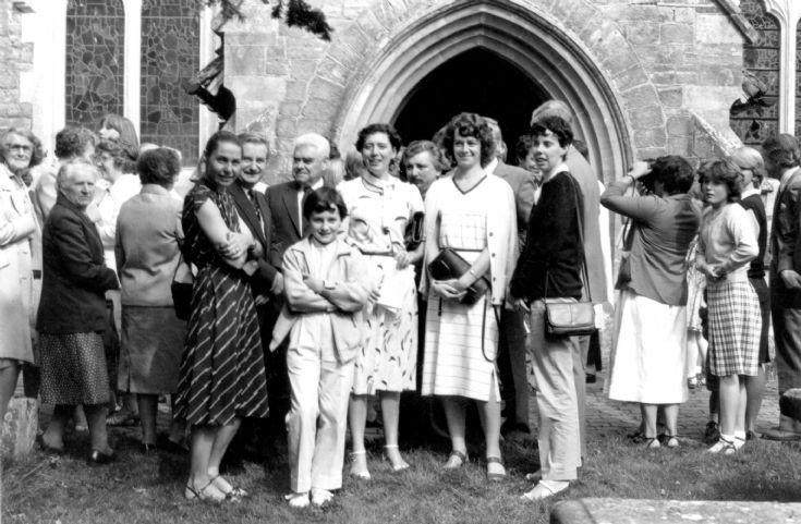 Twinning Association at Slaugham church
