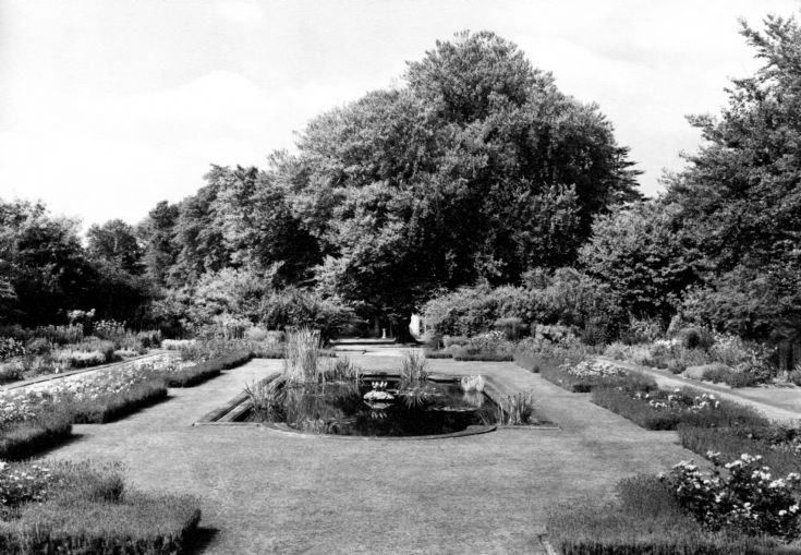 Gardens at the Hyde Estate