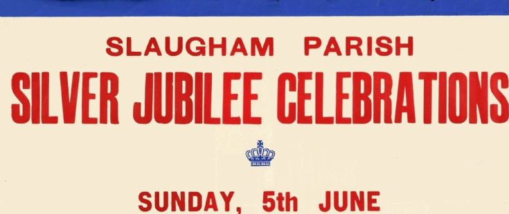 Silver Jubilee celebrations (1 of 9) - Poster