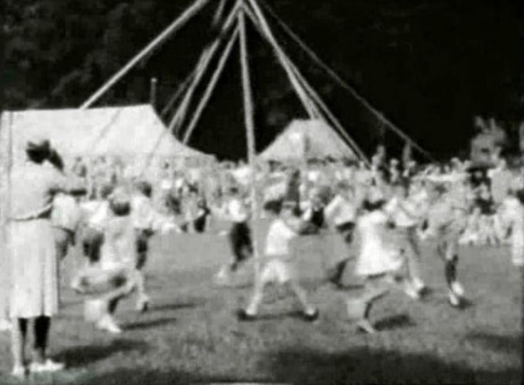 Handcross Flower Show 1949