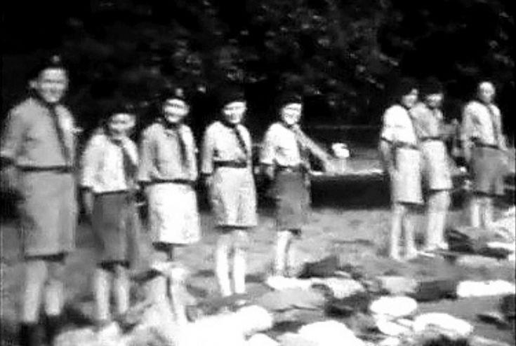 1st Slaugham Scouts at Sandringham jamboree