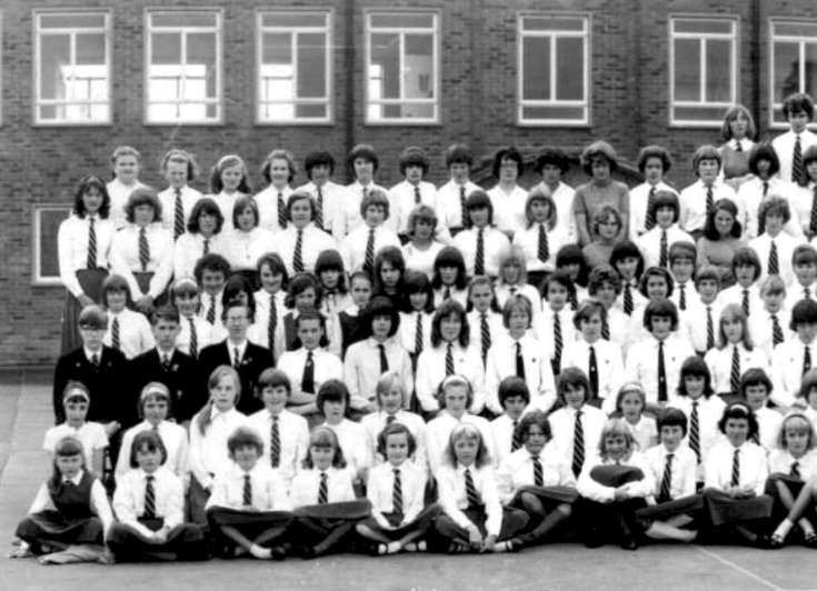 Cuckfield County Secondary School (1 of 2)