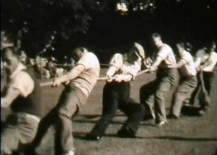 Handcross British Legion Fete 1950