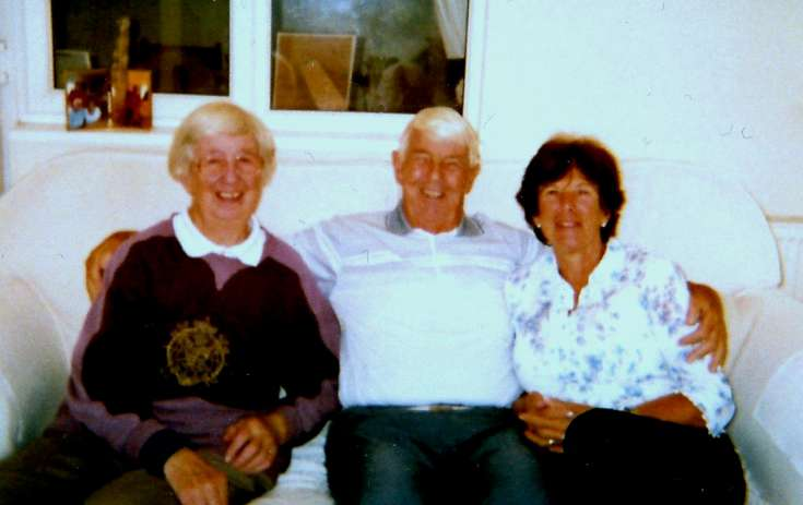 Tom and Beryl Chamberlain