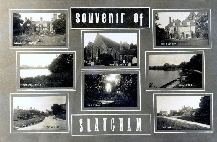 Multi-view of Slaugham