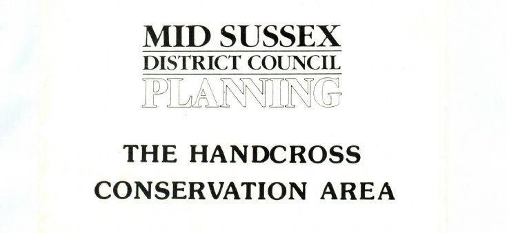 Handcross Conservation Area