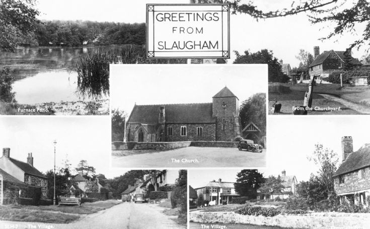 Multi-view of Slaugham