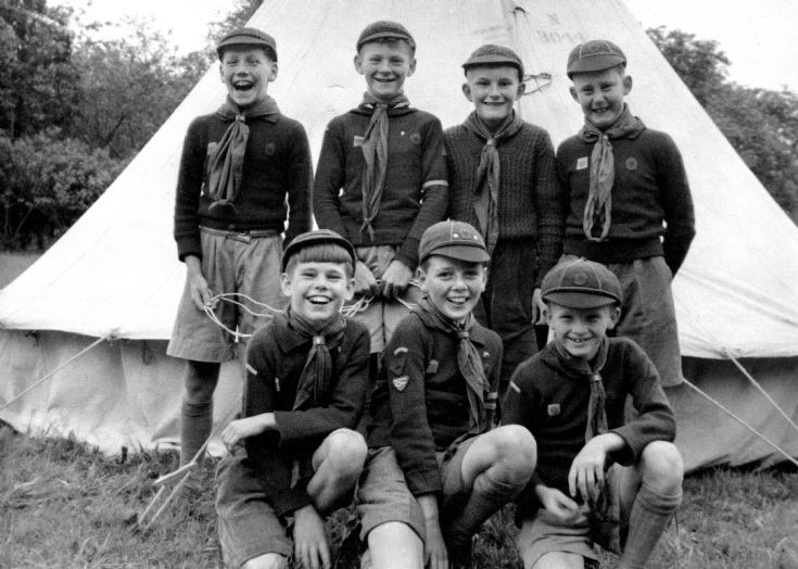 Ist Slaugham Cubs from Handcross (5 of 5)