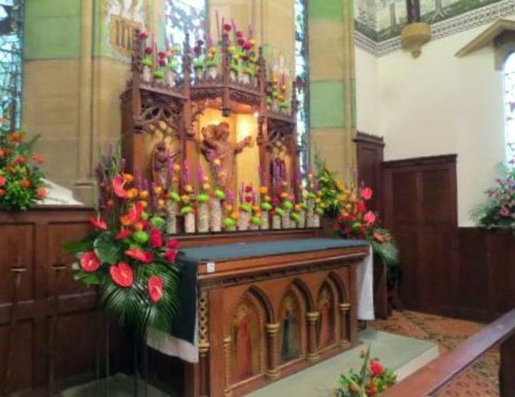 Staplefield Church Flower Festival (2 of 2)