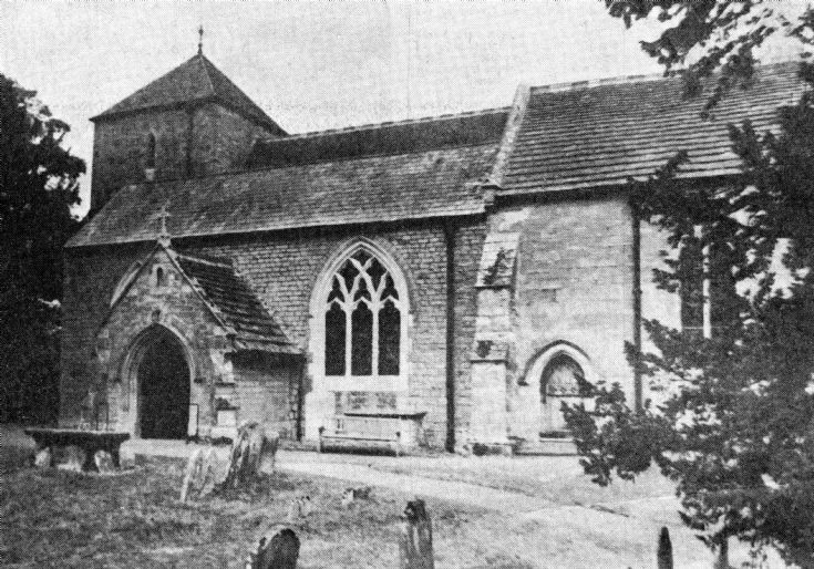 Slaugham Church featured in newspaper article