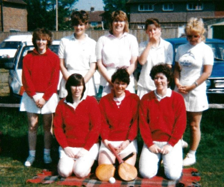 Handcross stoolball team (4 of 4)