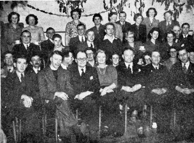 Handcross Social Club
