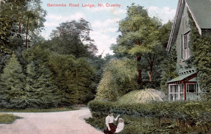 Handcross Park, East Lodge