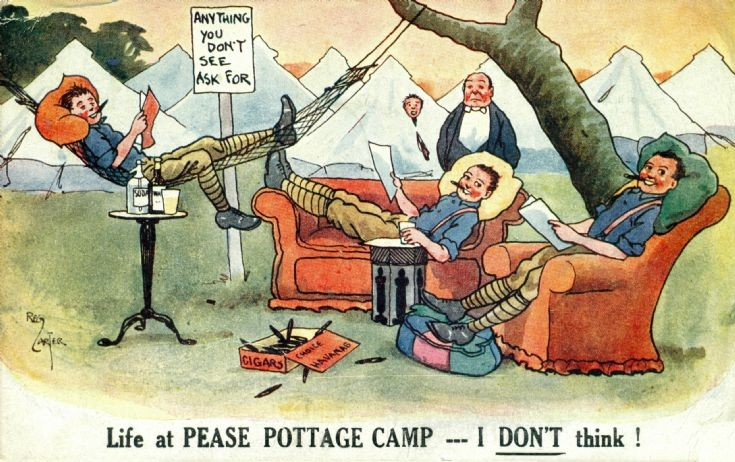Pease Pottage army camp (10 of 10)