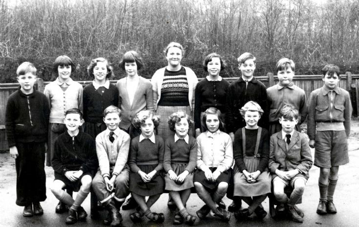 Warninglid School 1953