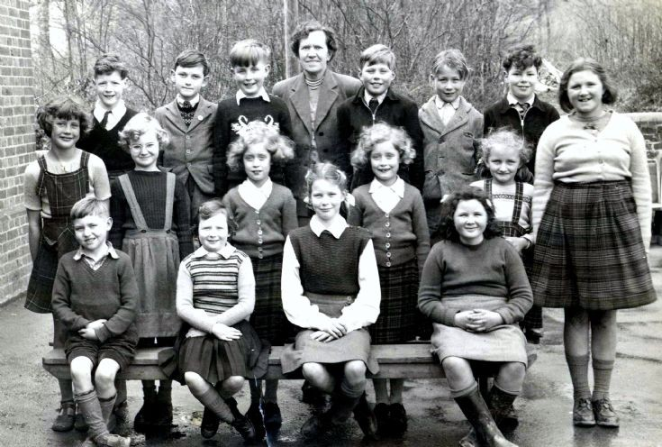 Warninglid School 1954