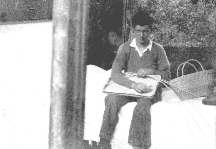 William Doggett, basketmaker of Handcross (1 of 2)