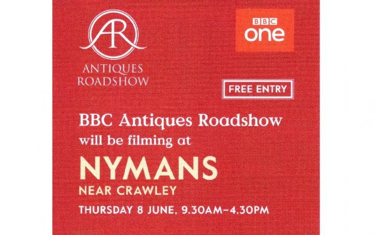 Antiques Roadshow filming in Handcross (1 of 2)