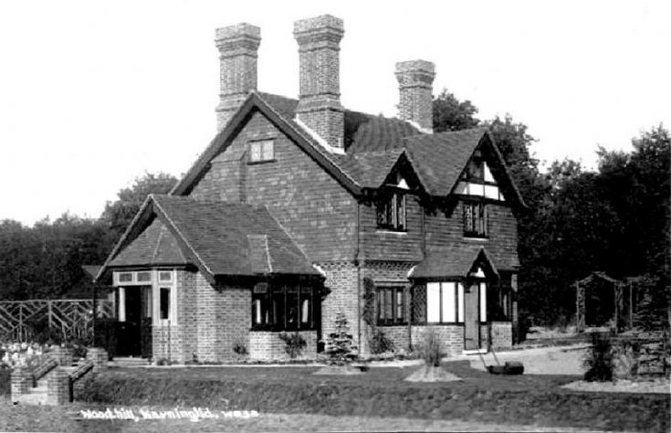 Woodhill House, Warninglid