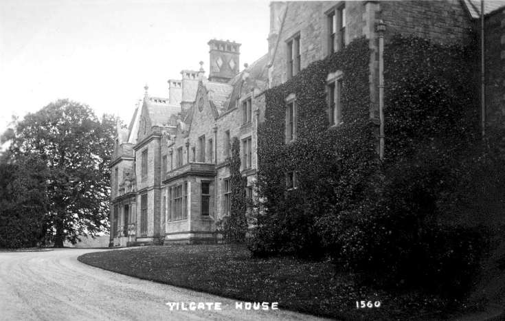 Tilgate mansion from about 1930 (1 of 2)