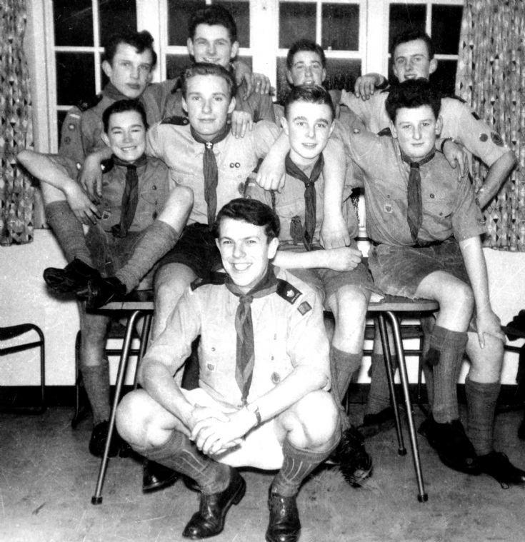 Ist Slaugham Scout Troop