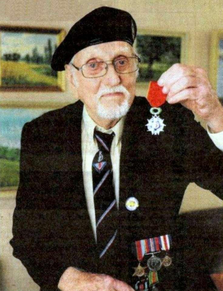 Alan Greenfield (1924-2017)