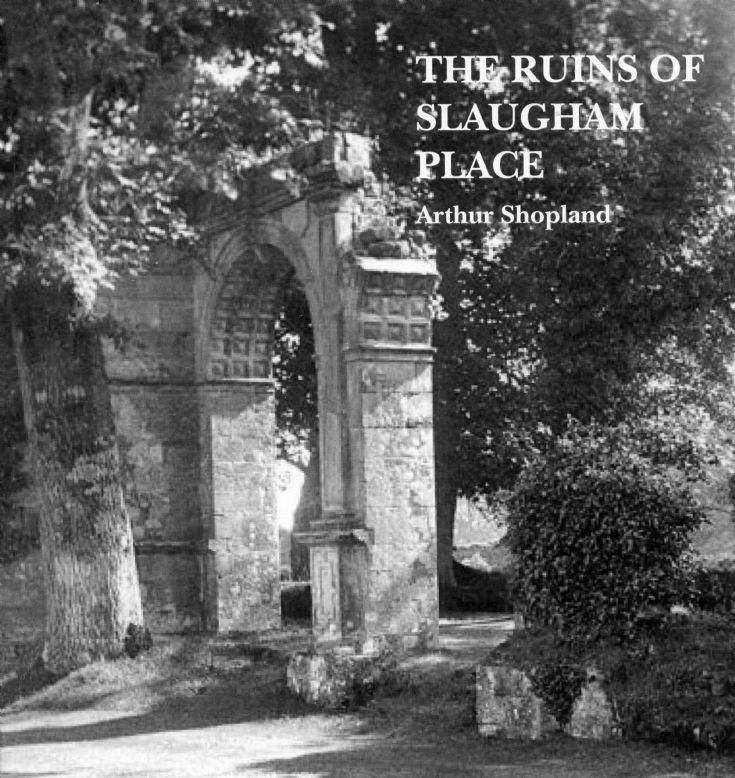 Ruins of Slaugham Place - Arthur Shopland (1 of 6)