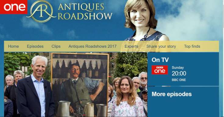 Antiques Roadshow visits Nymans gardens