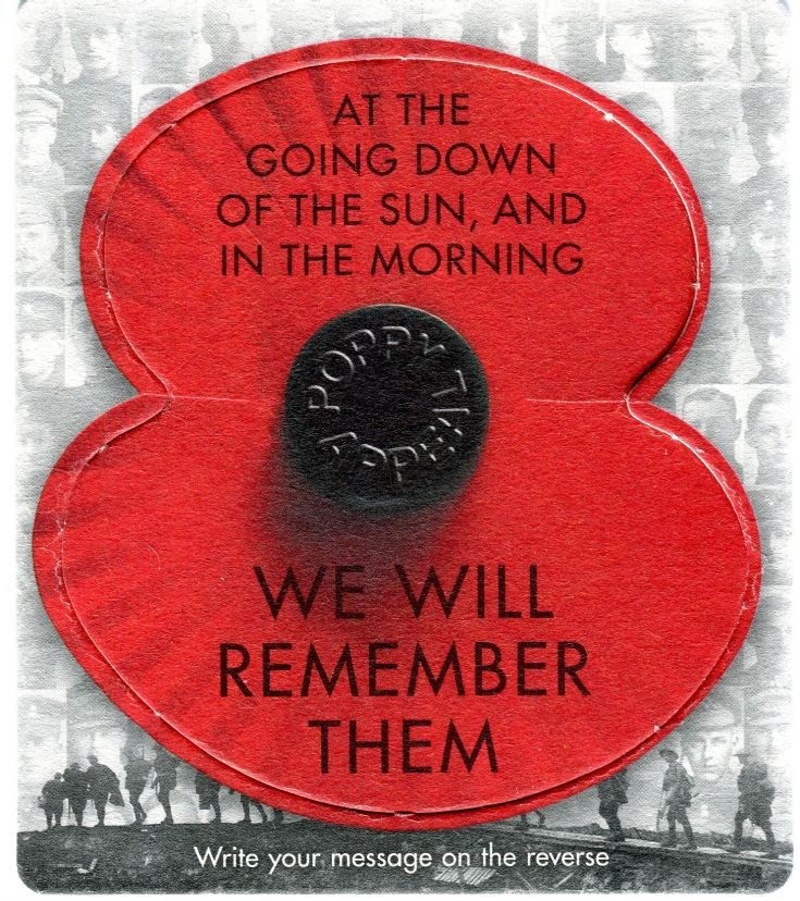 We will remember them.   An extraordinary story.