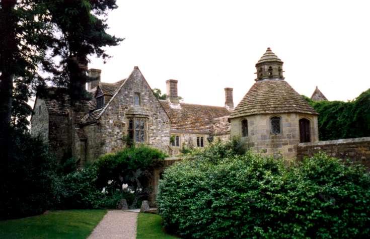 Hyde Estate:  Dovecote, Cecil Nice, sheep killed