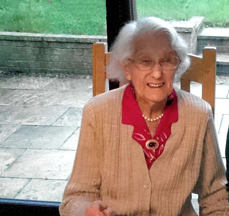 Mrs Elsie Cosens R.I.P.