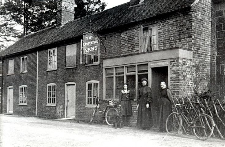Carpenters Arms, Slaugham