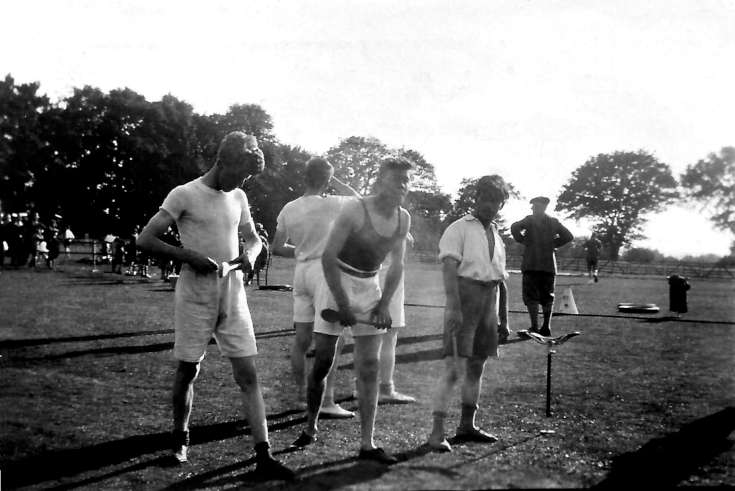 Show and sports day at Handcross 1932 (2 of 2)