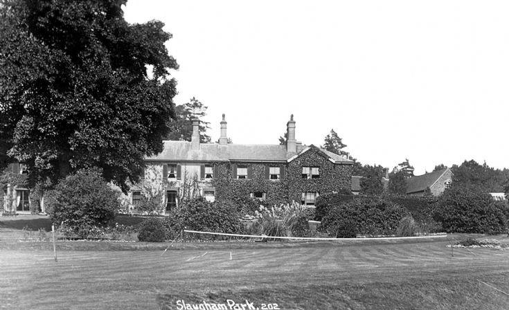 Slaugham Park house