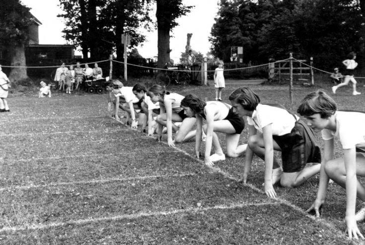 Handcross School sports day 1957 (3 of 4)