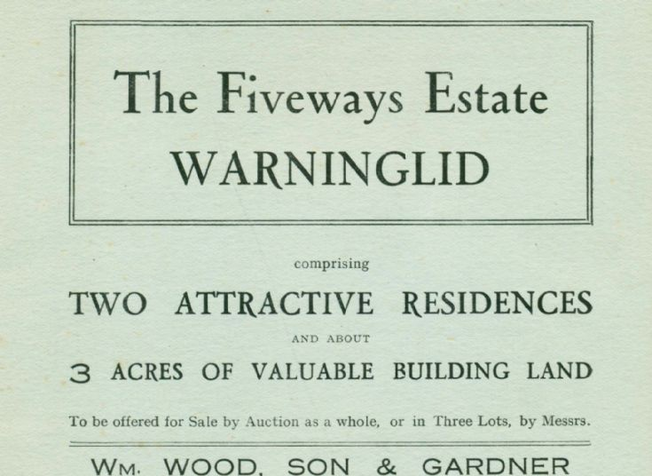Fiveways, Warninglid properties for sale