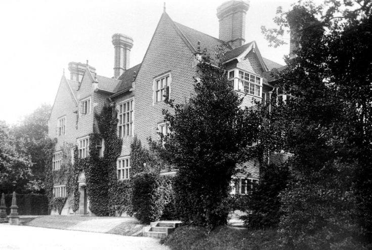 Slaugham Manor
