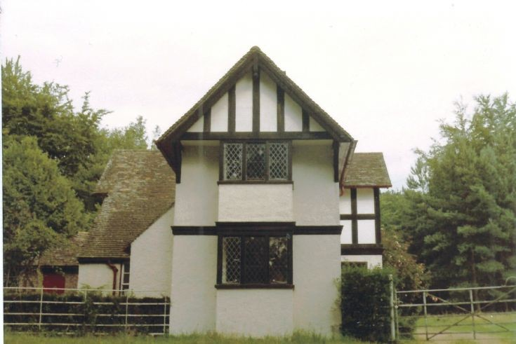 South Lodge on Ashfold estate, Handcross