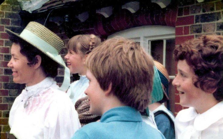 Handcross School centenary - Pupils (9 of 13)