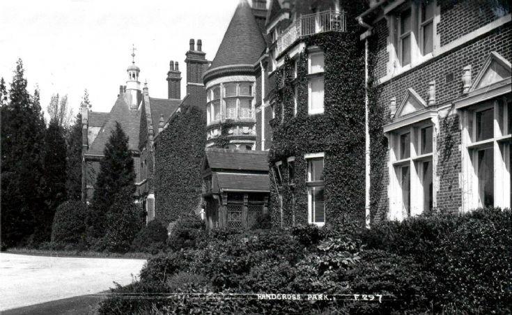 Handcross Park house