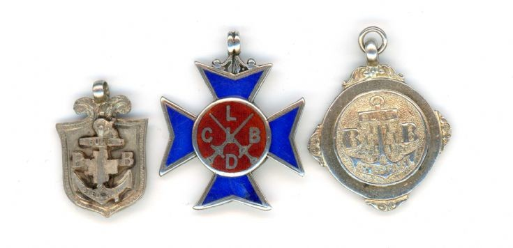 Church Lads Brigade - Medals (2 of 3)