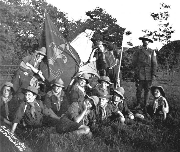 Staplefield Scout Troop (1 of 3)