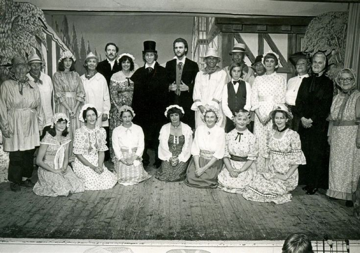 Handcross Amateur Operatic Society