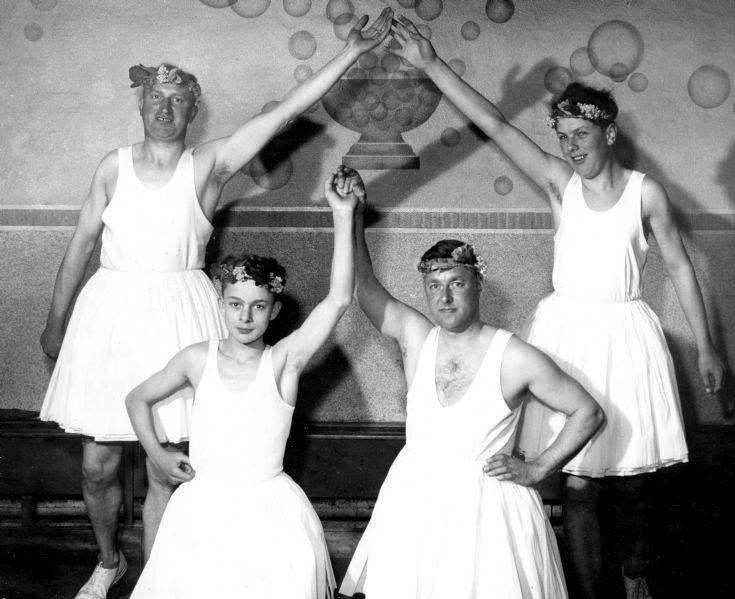 Handcross Scouts' Corps de Ballet (2 of 2)