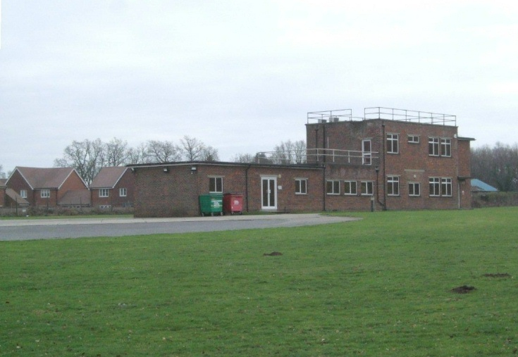 Former Meteorological Office at Pease Pottage