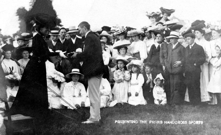Sports Day at Red Lion Field, Handcross (1 of 6)