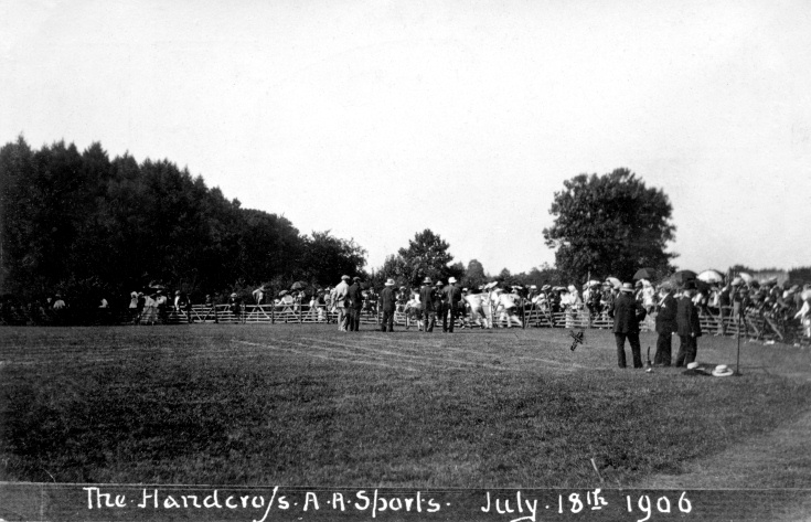 Sports Day at Red Lion Field, Handcross (4 of 6)
